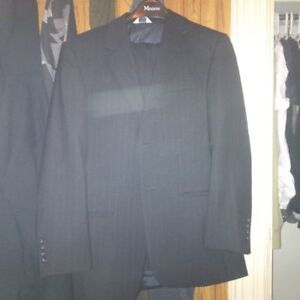 Brand new suit, Moore's - small, perfect for high school grads!