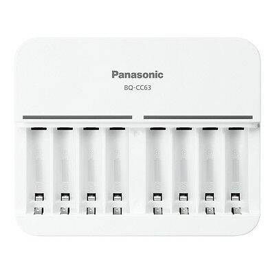 Super Charger Panasonic NiMH Battery Charger Eneloop Panasonic Rechargeable