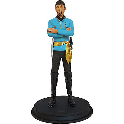 SDCC 2016 Exclusive Star Trek Mirror Spock Statue - Ltd. Edition - #185 of 1000