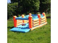 20 by 12 bouncy castle