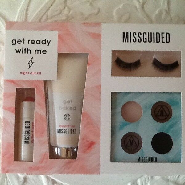 MISSGUIDED night out kit brand new