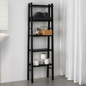 Ikea Vilto Shelving Unit - Black