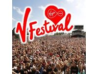Earn up to £250 @ *** Virgin Music Festival *** 21 & 22nd August (Chelmsford, ESSEX)