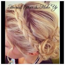 HEIRESS MOBILE HAIR & MAKE UP Mount Pleasant Melville Area Preview