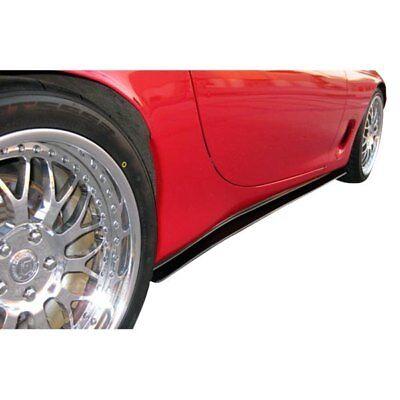 For Mazda RX-7 93-95 Type F Style Fiberglass Side Skirt Rocker Panels Unpainted