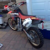 2008 Honda Crf 150r great condition