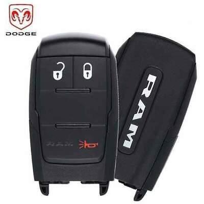 2019-2020 Dodge Ram Pickup HD 3500 5500 / 3-Button Smart Key / PN: 68375455AB /