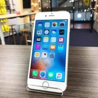 PRE LOVED IPHONE 6S 16GB SLIVER UNLOCKED WARRANTY INVOICE