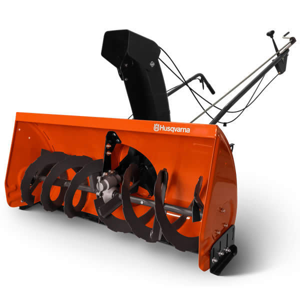 "Husqvarna (50"") 2-stage Tractor Mount Snow Blower W/ Electric Lift"