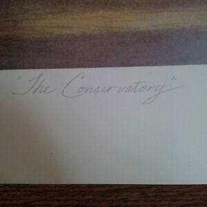 "Trisha Romance - ""Conservatory"" Limited Edition Print London Ontario image 3"