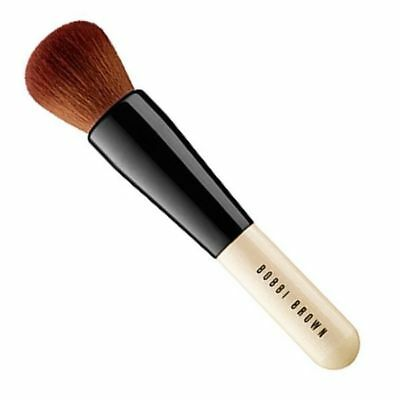 BOBBI BROWN Full Coverage Face Foundation Powder Brush 100% Authentic MSRP $48