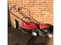 Reconditioned Petrol Lawn Mower