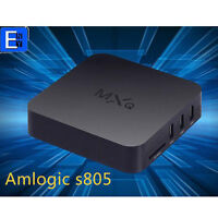 Android TV Box - MXQ - Quad Core FULLY LOADED