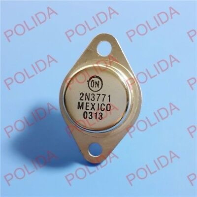 5pcs Audio Power Amps Transistor Onmotorola To-3 2n3771 2n3771g