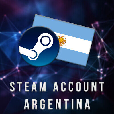 ARGENTINA STEAM ACCOUNT - Cheaper Store - No VPN needed - Full...
