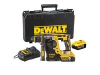 Dewalt xr lion drill breaker 18v 5amps,NEW!