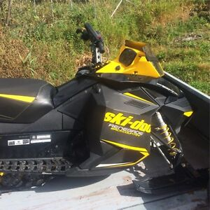 Ski doo backcountry 2013 Saguenay Saguenay-Lac-Saint-Jean image 2