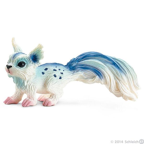 NEW SCHLEICH 70489 Zimsi Ice Rodent - Ice Fairies Fairy Elf Fantasy - RETIRED