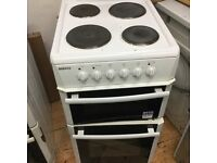 50cm electric cooker in good condition with three months warranty