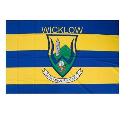 Large Crested All Ireland Hurling Final Limerick GAA Official 5 x 3 FT Flag