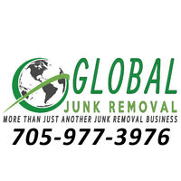 Junk Removal Peterborough - 705-977-3976