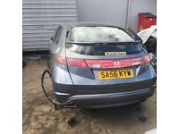 Honda Civic Boot lid for sale