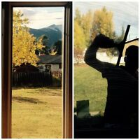 Window Cleaning Limited time offer !