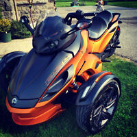 CAN AM SPYDER RS-S 2013 (TRIKE)