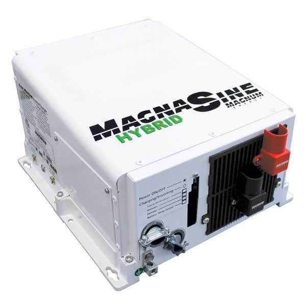 Magnum MSH4024RE | 4000W Power Inverter / Charger, RE Hybrid w/Load Support