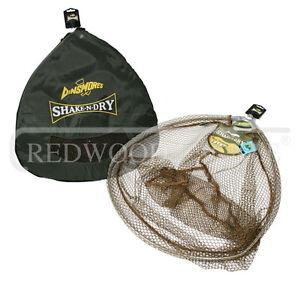 Dinsmore-Shake-N-Dry-Landing-Net-And-Stink-Bag-26-inch-Angling-Landing-Net
