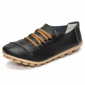 Comfy and super cute--women's size 8.5 LEATHER shoes--brand new! Peterborough Peterborough Area image 2