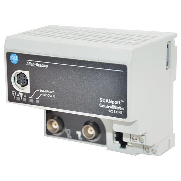 1203CN1-A Allen Bradley 60mA 12VDC ControlNet SCANport  --SA