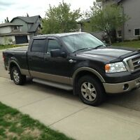 2006 Ford F-150 SuperCrew King Ranch Pickup Truck-SOLD PPU