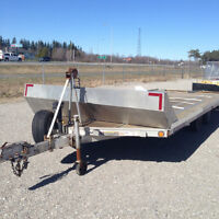 Triton Elite 20FT Tandem Axle-AUCTION Aero Auctions ONLINE May 7