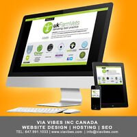 Web Design & SEO Services KW & GTA