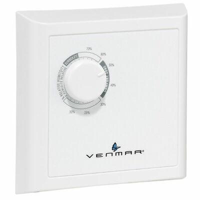 Venmar 24v Wall Control Humidistat 11297
