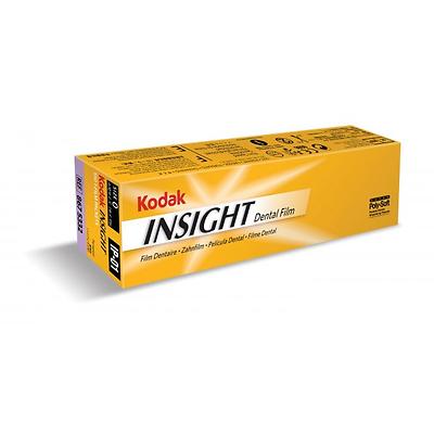 Dental Intra Oral Film IP-01 Insight Pedo Size 0 by KODAK