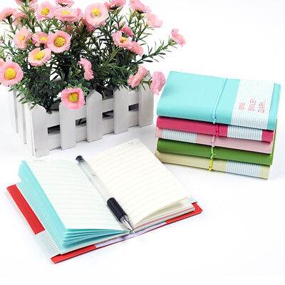 Cute Mini Diary Notebook Journal Memo Notebook Portable Smile Smiley Paper - Cute Notebook