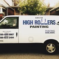 HIGH ROLLERS PAINTERS