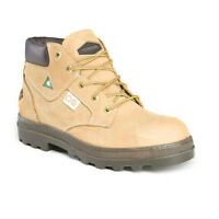 "REDUCED PRICE!!! Terra 6"" work boots with steel toe"
