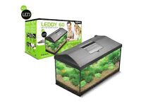 54 Litre Full Tropical Set Up Aquarium BRAND NEW! Super Offer