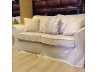 Two seater bed settee / sofa bed