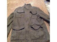 Mens coat / jacket
