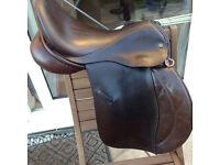 """17 1/2"""" Brown GP Saddle for Sale"""