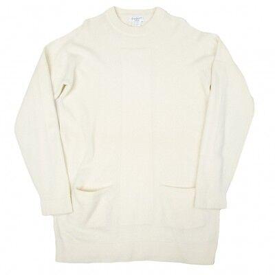 Yohji Yamamoto POUR HOMME Long length knit sweater Size M(K-32486)