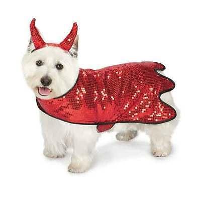 Devil Dog Costumes (Sequin Devil Dog Costume)