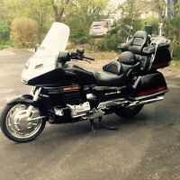 2000 Goldwing SE 25th Anniversary Edition