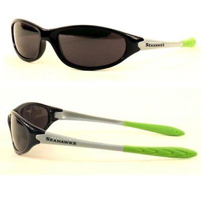 - NFL Seattle Seahawks Sleek Wrap Sunglasses