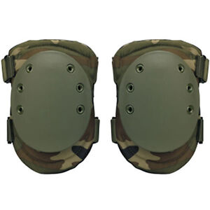 Rubber-non-Slip-Knee-Pads-Heavy-Duty-Padded-Tactical-Cordura-Woodland-Camo