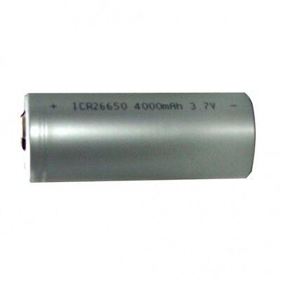 Akku für Riff Lampe TL 3000 MK 2 3.7 Volt